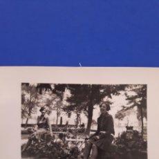 Fotografía antigua: ANTIGUA FOTOGRAFIA 1928 ORENSE 1 DE MAYO. Lote 194333760