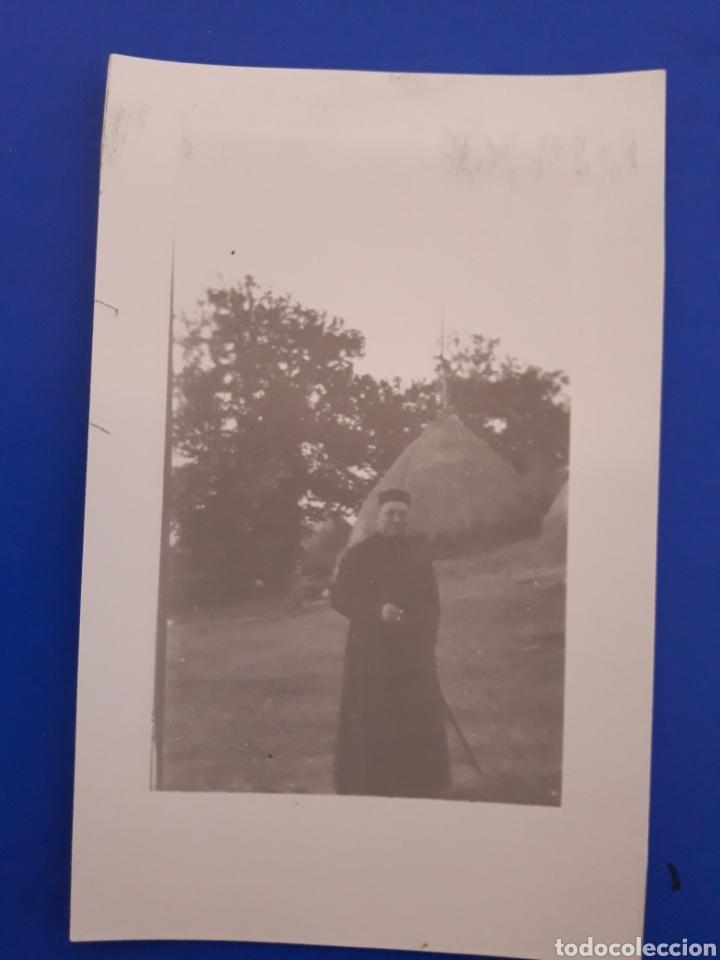 TARJETA POSTAL FOTOGRAFICA ORENSE 1928 (Fotografía - Artística)