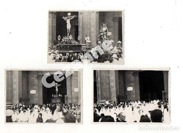 LAS MANTILLAS DE VEGUETA. LAS PALMAS DE GRAN CANARIA. HACIA 1955. (Fotografía - Artística)