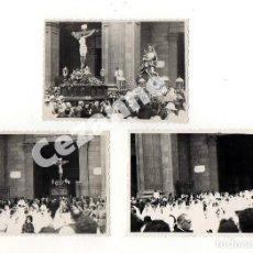 Fotografía antigua: LAS MANTILLAS DE VEGUETA. LAS PALMAS DE GRAN CANARIA. HACIA 1955. . Lote 194342702