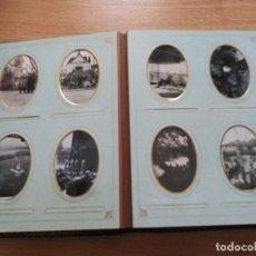 Fotografía antigua: ÁLBUM DE FOTOS. Lote 194395307