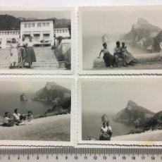 Fotografía antigua: FOTOS. EXCURSION A FORMENTOR. FOTÓGRAFO?.. Lote 194490527