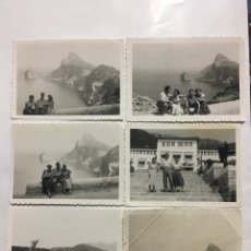 Fotografía antigua: FOTOS. FORMENTOR. MALLORCA. FOTÓGRAFO?.. Lote 194491760