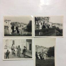 Fotografía antigua: FOTOS. LLORET DE MAR. FOTÓGRAFO?.. Lote 194492820