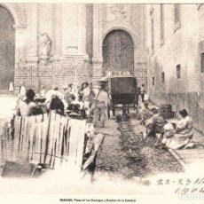 Fotografía antigua: LOTE 5 REPRODUCIONES ANTIGUAS - GRANADA DE 1.904 - FOTOS DE R. GARZON . Lote 194502355