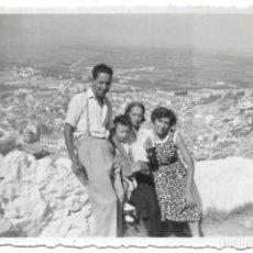 Fotografía antigua: == T741 - FOTOGRAFIA - GRUPO FAMILIAR - 1953. Lote 194527575