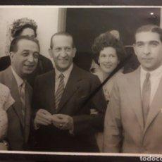 Fotografía antigua: ANTIGUA FOTOGRAFIA ORIGINAL DE LA ACTRIZ PASTORA PEÑA TORERO BIENVENIDA Y OTROS. Lote 194539677