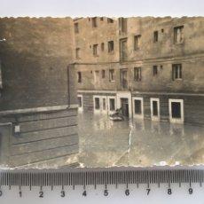 Fotografía antigua: FOTO. RIADA DE VALENCIA, 1957. INSTANTÁNEA. FOTÓGRAFO?.. Lote 194571858