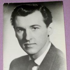 Fotografía antigua: ANTIGUA FOTO POSTAL DE STEVART GRANGER. SIN USAR. ENVÍO POR CORREO ORDINARIO 1€ O CERTIFICADO 4€.. Lote 194608760