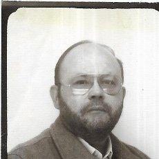 Fotografía antigua: == FP793 - FOTOGRAFIA PEQUEÑO FORMATO - SEÑOR - 5 X 3,5 CM.. Lote 194649225