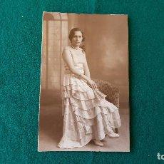 Fotografía antigua: FOTOGRAFIA TARJETA POSTAL (REPUBLICA ESPAÑOLA). Lote 194650471
