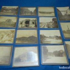 Fotografía antigua: (M) LOTE DE 15 FOTOGRAFIAS CIUDAD DE MARGATE ( FLORIDA ) 12X9CM, SEÑALES DE USO NORMALES. Lote 194766702