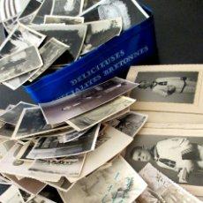 Fotografía antigua: LOTE 300 FOTOS. CANARIAS, MADRID, SEVILLA.... Lote 194777513