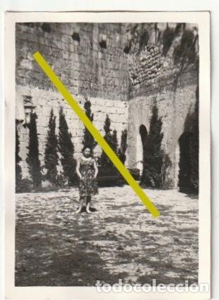 FOTOGRAFIA PEÑISCOLA CASTELLON 1962 - -R-5 (Fotografía - Artística)