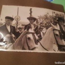 Fotografía antigua: ALBUM FOTOS HAY FOTOS DUQUESA ALBA BODA, ALGUNA FRANCO, EL ROCÍO, PROCESIONES SEVILLA ETC VER FOTOS . Lote 194939306