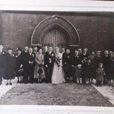 Fotografía antigua: PHOTOGRAPHY PRECIOSA Y ANTIGUA OPERA FOTOGRAFIA ACTORES TEATRO LONDRES. Lote 194953867