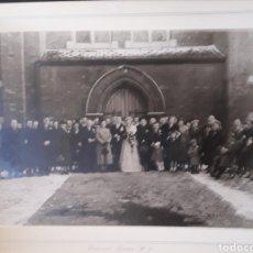 Fotografía antigua: ANTIGUA PHOTOGRAPHY FOTOGRAFIA OPERA ACTORES DE TEATRO DE LA ÉPOCA LONDON. Lote 194954187