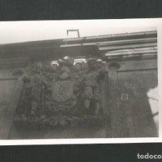 Fotografía antigua: ANTIGUA FOTOGRAFIA. Lote 194978666