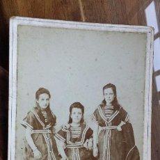 Fotografía antigua: LEOPOLDO LINACERO. SANTANDER, FOTO DE ESTUDIO AÑOS 20. Lote 195025800