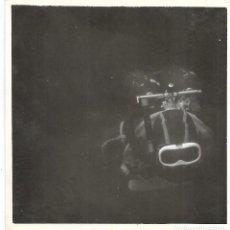 Fotografía antigua: == GG378 - FOTOGRAFIA - JOVEN BUCEANDO. Lote 195063723