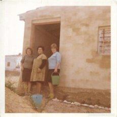 Fotografía antigua: == GG401 - FOTOGRAFIA - TRES AMIGAS. Lote 195101578