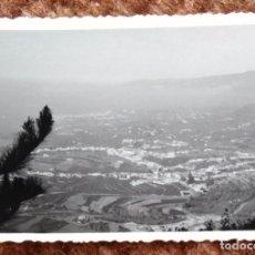 Fotografía antigua: TRAJES REGIONALES Y TURISTAS EN TENERIFE - 6 FOTOS. Lote 195170823