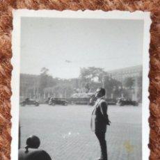 Fotografía antigua: MADRID - LOTE 6 FOTOS. Lote 195171055