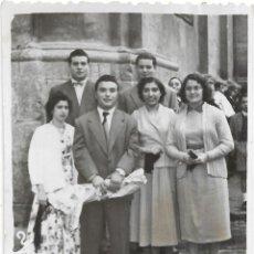 Fotografía antigua: == GG166 - FOTOGRAFIA - GRUPO DE AMIGOS. Lote 195223687