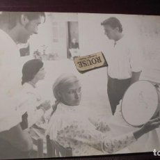 Fotografía antigua: MONTSE FAIXAT ENSESA FOTGR. / NURIA ESPERT - LAIA - ANTIGUA FOTOGRAFIA DE LA REPRESENTACION . Lote 195225767