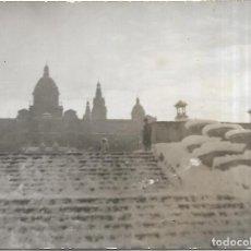 Fotografía antigua: == GG193 - FOTOGRAFIA - PAISAJE - BARCELONA. Lote 195235888