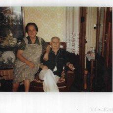 Fotografía antigua: == GG722 - FOTOGRAFIA POLAROID - PAREJA. Lote 195249768