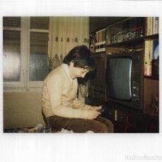 Fotografía antigua: == GG742 - FOTOGRAFIA POLAROID - JOVENCITO. Lote 195250143