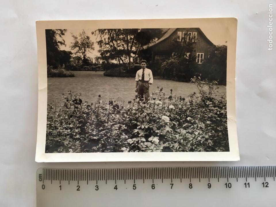 FOTO. RECUERDO PARA TOMASITO DESDE ALEMANIA. FOTÓGRAFO?. AÑO 1964. (Fotografía - Artística)