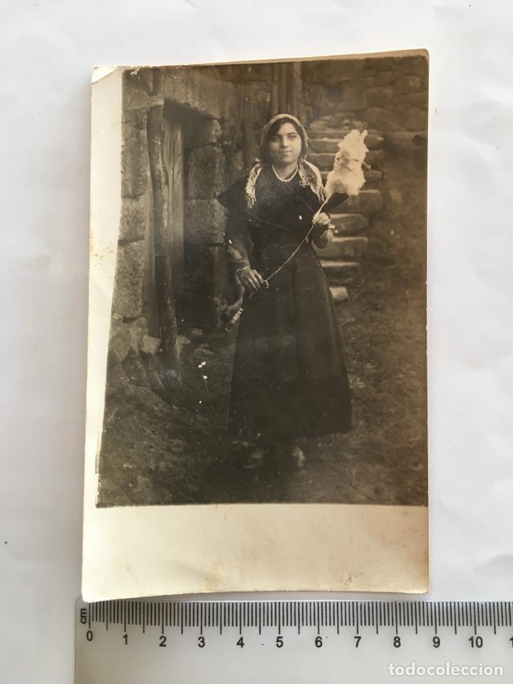 FOTO. RETRATO DE MERCEDES. FOTÓGRAFO?. H. 1925?. (Fotografía - Artística)
