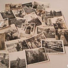 Fotografía antigua: LOTE 23 FOTOGRAFÍAS FAMILIARES AÑOS 50/ PESCA/ CAZA/ MIREN LAS FOTOGRAFÍAS!. Lote 195428471