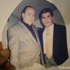 Fotografía antigua: FOTO ORIGINAL PEDRO RUIZ Y ALFONSO NADAL¡¡. Lote 195514335