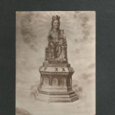 Fotografía antigua: ANTIGUA FOTOGRAFIA VIRGEN A IDENTIFICAR. Lote 195553561