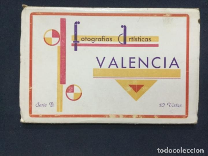 FOTOGRAFIAS ARTISTICAS DE VALENCIA - SERIE B - 10 VISTAS - J. DURA - (Fotografía - Artística)