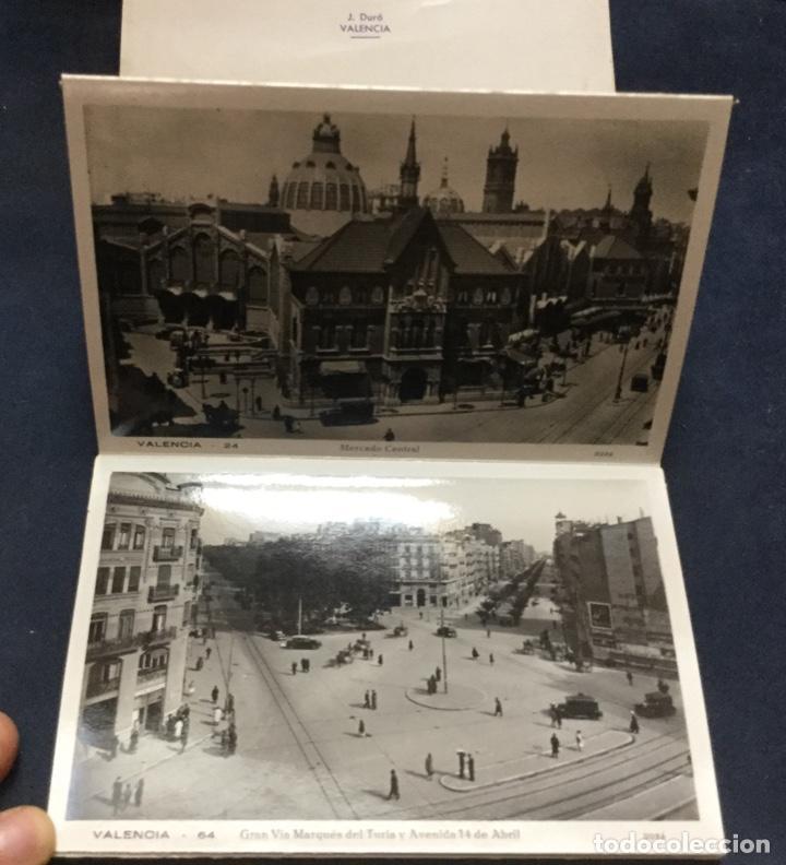 Fotografía antigua: FOTOGRAFIAS ARTISTICAS DE VALENCIA - SERIE B - 10 VISTAS - J. DURA - - Foto 2 - 196588871