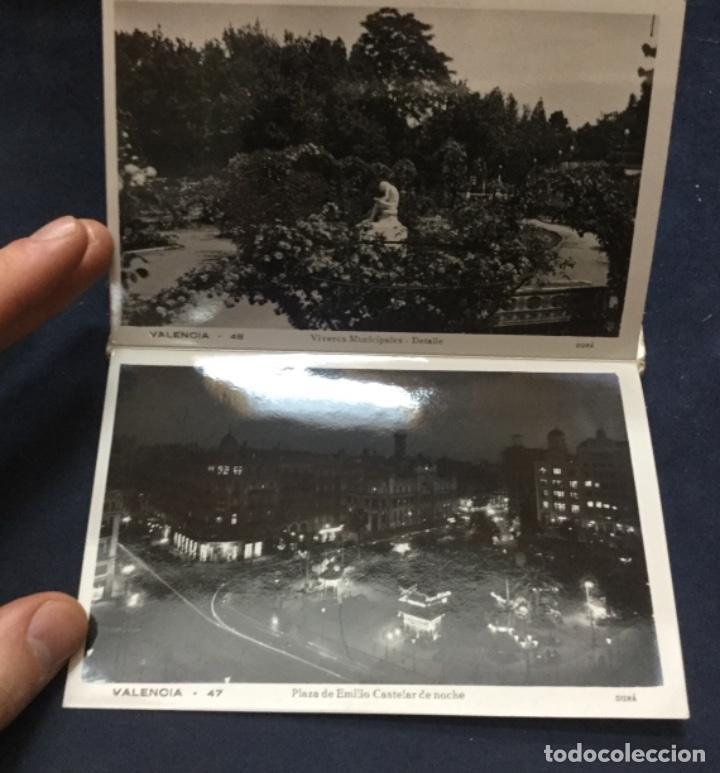 Fotografía antigua: FOTOGRAFIAS ARTISTICAS DE VALENCIA - SERIE B - 10 VISTAS - J. DURA - - Foto 4 - 196588871