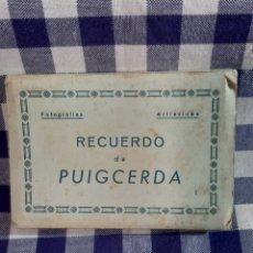 Fotografía antigua: FOTOGRAFIAS ARTISTICAS RECUERDO DE PUIGCERDA VER FOTOS. Lote 196741543