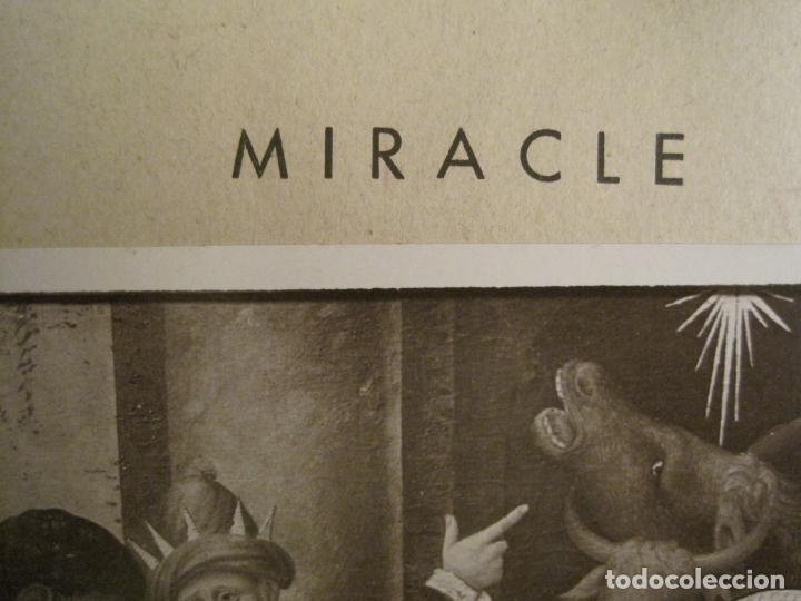 Fotografía antigua: SOLSONA-MIRACLE-ALTAR DEL SANTISSIM-RETAULE SEGLE XV-FOTOGRAFIA ANTIGA-VER FOTOS-(V-19.397) - Foto 4 - 196805326