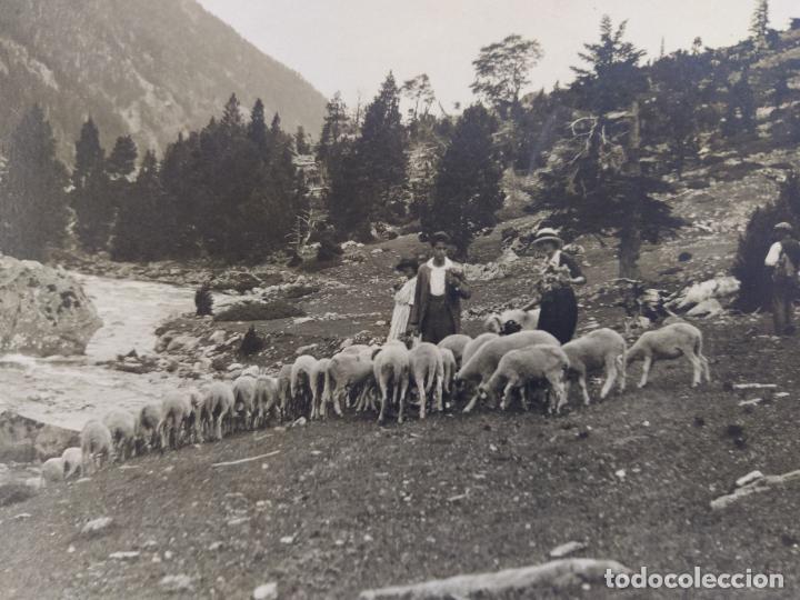 Fotografía antigua: CALDAS DE BOHI-VALL-JULIOL 1929-FOTOGRAFIA ANTIGUA-VER FOTOS-(V-19.407) - Foto 2 - 196904771