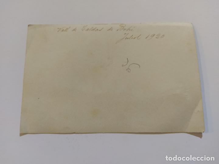 Fotografía antigua: CALDAS DE BOHI-VALL-JULIOL 1929-FOTOGRAFIA ANTIGUA-VER FOTOS-(V-19.407) - Foto 4 - 196904771
