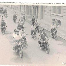 Fotografía antigua: FOTO WAMBA CASTELLON. Lote 197983405