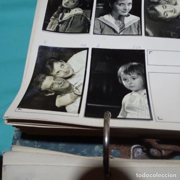Fotografía antigua: 6 fotografías años 50 de la Actriz Nuria espert romero(1935). - Foto 4 - 198058270
