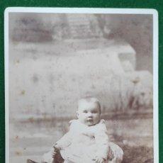 Fotografía antigua: FOTOGRAFÍA ANTIGUA LOUIS HAGENDORFF. Lote 198394605