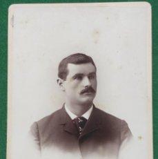 Fotografía antigua: FOTOGRAFÍA ORIGINAL DE PRESCHER. Lote 198412522