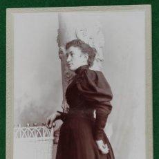 Fotografía antigua: FOTOGRAFÍA ORIGINAL DE MILLER BROS STUDIO. Lote 198414541