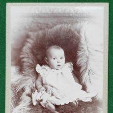 Fotografía antigua: FOTOGRAFÍA ORIGINAL DE MILLER BROS STUDIO. Lote 198414605